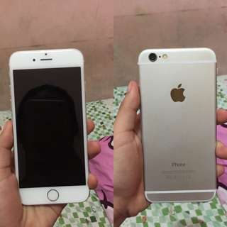Iphone 6 gold 16 gb inter