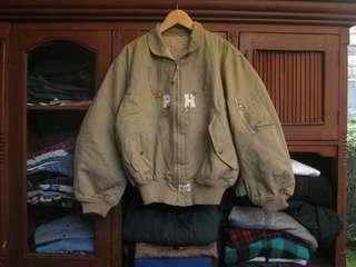 Pink house japan bomber jacket