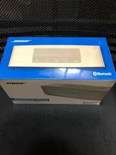 全新 Bose SoundLink Mini II Bluetooth Speaker 銀色