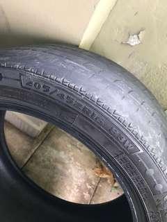 Tyre 16 Silverstone