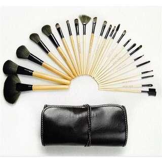 24 pcs Brushes