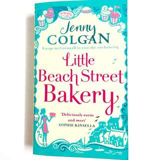 Little Beach Street Bakery by Jenny Colgan (romance book)