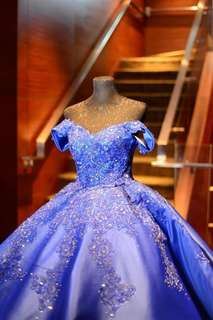 Blue Gown 💙
