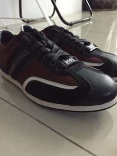 hugo boss shoes & belt combo