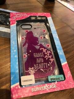 (半價速銷!)原裝Disney 迪士尼公主 iPhone 7 case