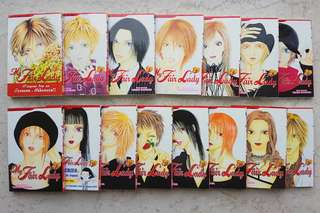 The Wallflower Manga (English) / Yamato Nadeshiko Shichi Henge / My Fair Lady
