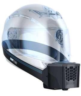 BluSnap Helmet Cooler AC