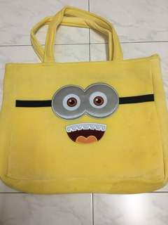 Minion shoulder bag