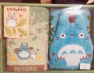 龍貓毛巾禮盒