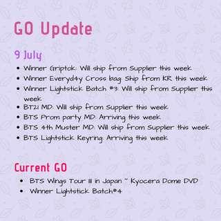 ✨[GO UPDATES]✨ 9 July