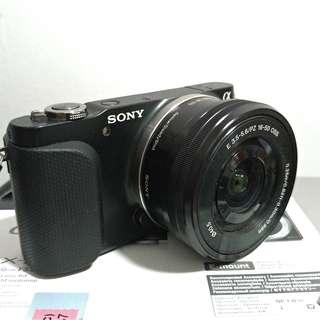 Sony Alpha NEX 3N
