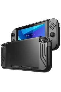 Mumba slim fit case for Nintendo switch - Black