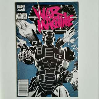 Iron Man No282 comic