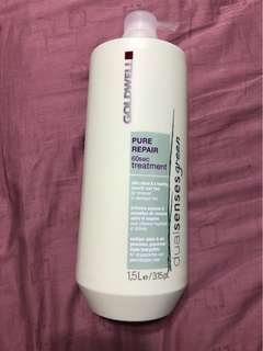 Goldwell dualsenses green pure repair 60sec treatment 1500ml