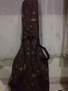Bass Fully Padded Case (Camo)