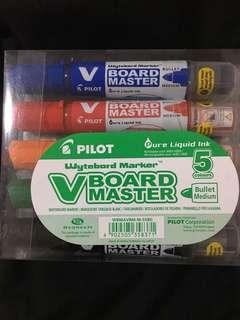 Pilot Vboard Master (Refillable)