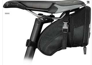 Topeak Aero Wedge Strap On Saddle Bag Handlebar Bag (size L)