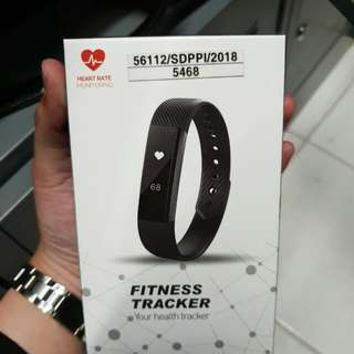 Fitness Tracker Smartbandb New