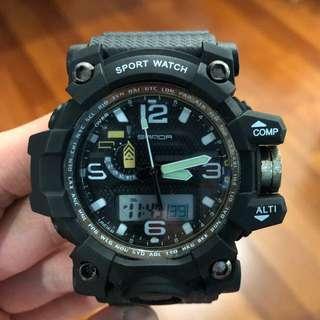 SANOR sports watch
