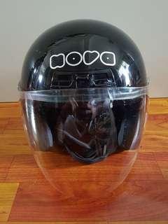 Motorcycle Helmet (NOVA DOT)
