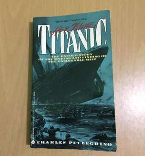 Her Name, Titanic by Charles Pellegrino