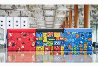 Sesame Street Storage Boxes