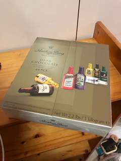 Anthon berg spirit Center dark chocolate 酒心黑朱古力 64pcs