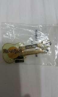 Hard Rock Cafe pin Chicago