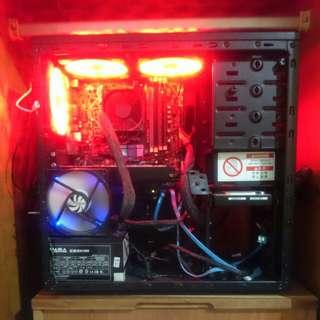 Gaming Computer Set