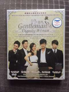 Korean Drama Gentleman's Dignity
