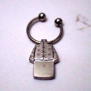 Traditional Changshan Charm Keychain