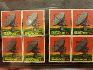 Singapore 15cent Stamp