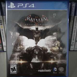 PS4 - Batman: Arkham Knight R1