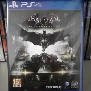 PS4 - Batman: Arkham Knight R3