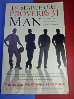 In Search of the Proverbs 32 MAN