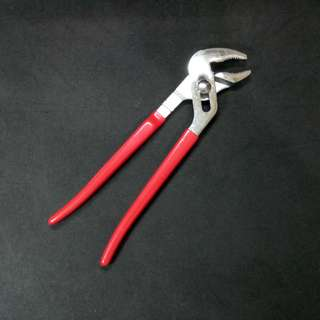 "10"" Slip Groove Pliers. Brand new, never used"