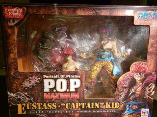 one piece 海賊王 pop kid 基德