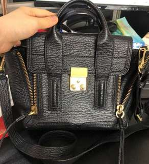 Phillip lim black mini size