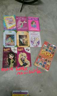 New Box 2B colour pages Easy to read young children books
