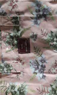 AHC X Marymond Pink Floral Tote Bag