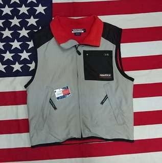 Vintage 90's Nautica Competition 3M Vest