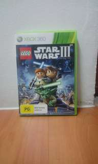 Lego Star Wars III The Clone Wars Xbox One/ Xbox 360