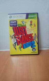 Just Dance Kids 2 Kinect Xbox 360