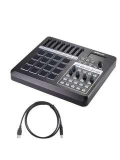 Midi controller pad