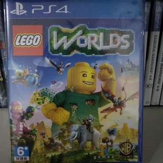 PS4 - LEGO Worlds