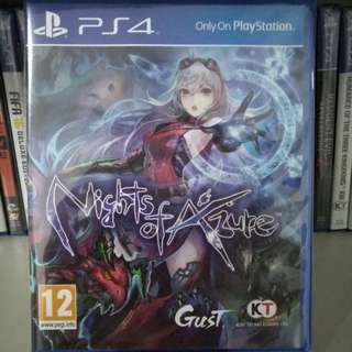 PS4 - Nights Of Azure