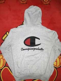 Hoodie champion abu - abu