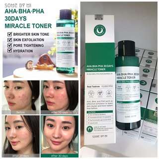 [SOMEBYMI] AHA•BHA•PHA 30 Days Miracle Toner
