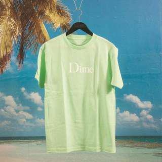 Dime MTL Mint T shirt