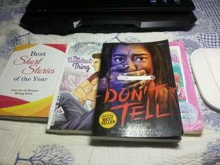 Wattpad /Fiction Books